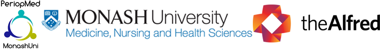 Department of Anaesthesia and Perioperative Medicine - Monash University
